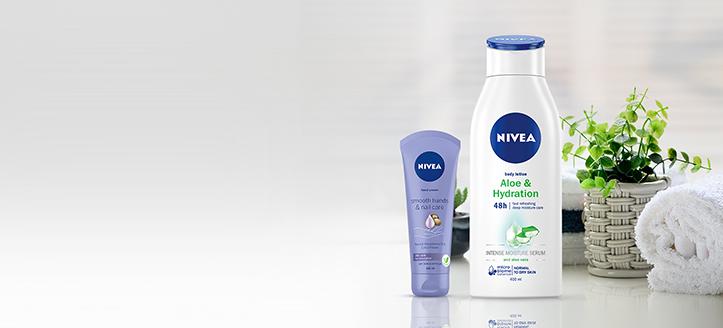Sconto del 20% sui prodotti promozionali Nivea. I prezzi sul nostro sito comprendono gli sconti