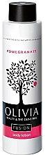"""Profumi e cosmetici Lozione corpo """"Melograno"""" - Olivia Beauty & The Olive Fusion Body Lotion Pomegranate"""