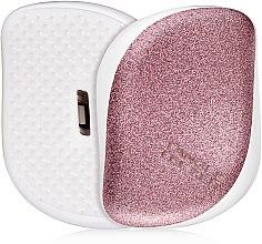Profumi e cosmetici Spazzola capelli compatta - Tangle Teezer Compact Styler Glitter Rose