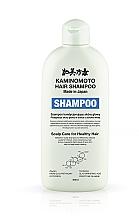 Profumi e cosmetici Shampoo curativo per la cura del cuoio capelluto - Kaminomoto Medicated Shampoo