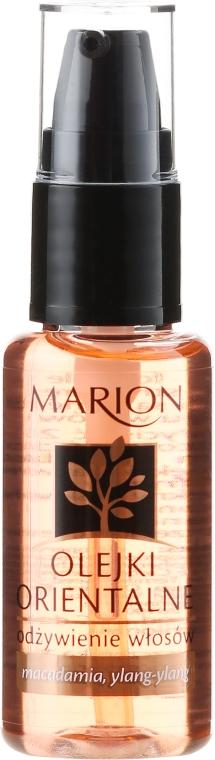 """Olio per capelli, """"Rigenerante"""" - Marion Regeneration Oriental Oil"""