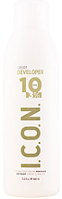 Profumi e cosmetici Crema Attivatore - I.C.O.N. Ecotech Color Cream Activator 10 Vol (3%)