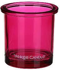 Candeliere per cero votivo - Yankee Candle POP Pink Tealight Votive Holder — foto N1