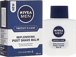 Profumi e cosmetici Balsamo dopobarba rigenerante - Nivea For Men Replenishing After Shaving Balm