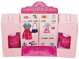 Profumi e cosmetici Set smalti per unghie - Snails Me & Mini Me (nail/polish/7ml + nail/polish/9ml)