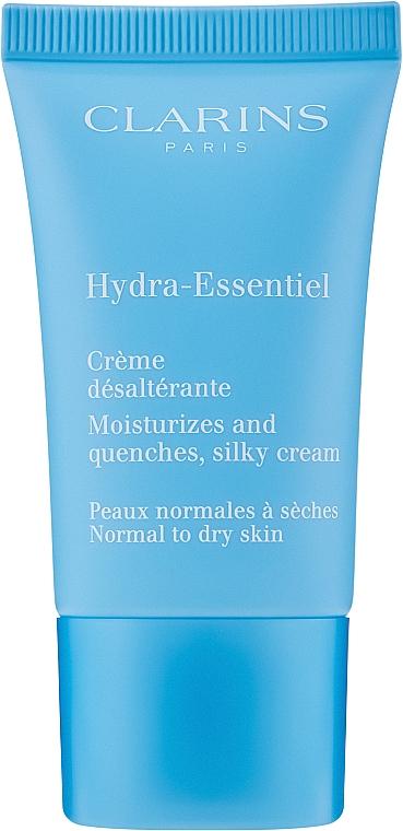 Crema idratante per pelli normali e secche - Clarins Hydra-Essentiel Normal to Dry Skin Cream