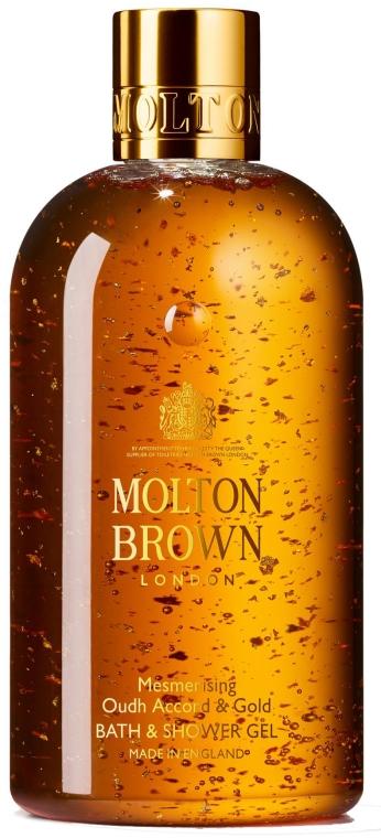 Molton Brown Mesmerising Oudh Accord & Gold - Gel doccia