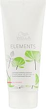 Profumi e cosmetici Condizionante per capelli - Wella Professionals Elements Lightweight Renewing Conditioner