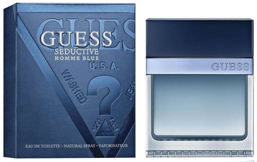 Guess Seductive Homme Blue - Eau de toilette
