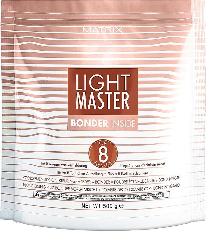 Polvere illuminante con complesso protettivo - Matrix Light Master 8 Bonder Inside
