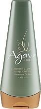 Profumi e cosmetici Shampoo detergente - Agave Clarifying Shampoo