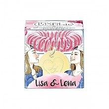 Profumi e cosmetici Elastico per capelli con accessorio, 1pz - Invisibobble Original Lisa Lena