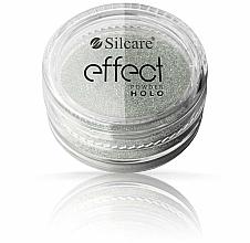 Profumi e cosmetici Polvere per unghie - Silcare Effect Powder Holo