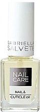 Profumi e cosmetici Olio per unghie e cuticole - Gabriella Salvete Nail & Cuticle Oil