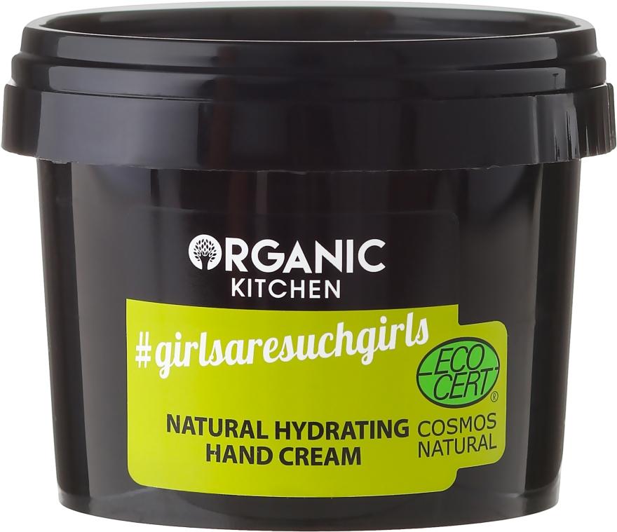 Crema mani idratante - Organic Shop Organic Kitchen Moisturizing Hand Cream