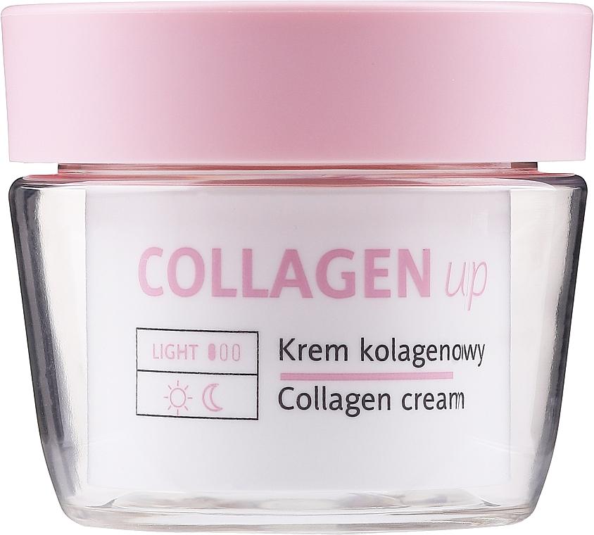 """Crema viso """"Collagene"""", 50+ - Floslek Collagen Up Collagen Cream"""