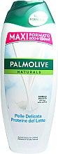 Profumi e cosmetici Gel doccia proteico - Palmolive Naturals Delicate Skin Milk Protein Cream