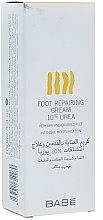 Profumi e cosmetici Crema piedi con urea al 10% - Babe Laboratorios Foot Repairing Cream 10 % Urea