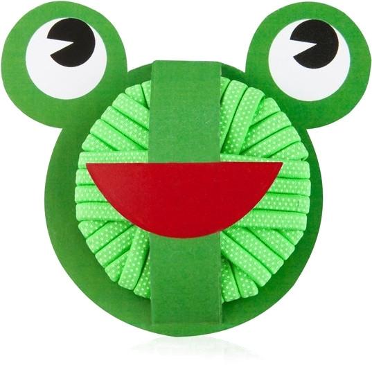 Elastici per capelli Sweet Frog, 20 pz - Donegal — foto N1