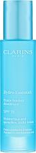 Profumi e cosmetici Latte fluido idratante per pelle normale e mista - Clarins Hydra-Essentiel Milky Lotion SPF15