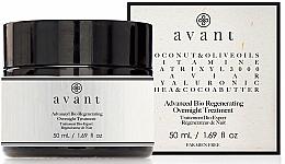 Profumi e cosmetici Crema viso rigenerante, da notte - Avant Advanced Bio Regenerating Overnight Treatment