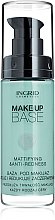 Base trucco - Ingrid Cosmetics Make Up Base — foto N1
