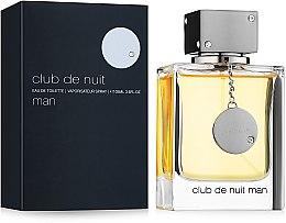 Profumi e cosmetici Armaf Club De Nuit Man - Eau de toilette