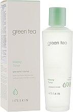 Profumi e cosmetici Tonico viso - It's Skin Green Tea Watery Toner