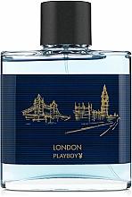 Profumi e cosmetici Playboy London - Eau de toilette