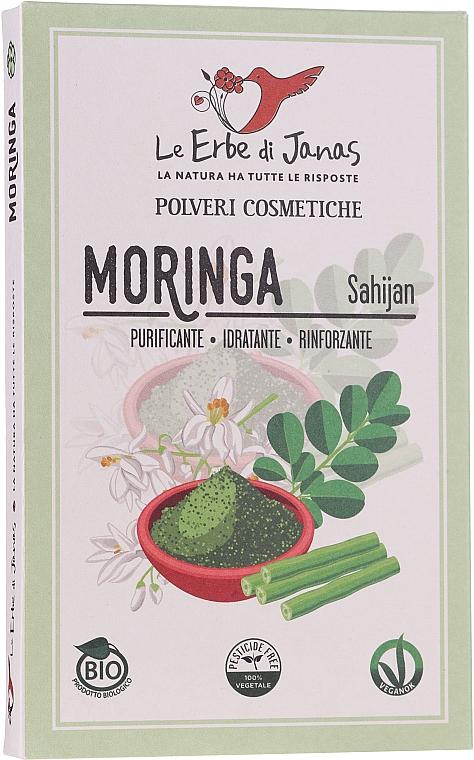 """Polvere cosmetica """"Moringa"""" - Le Erbe di Janas Moringa — foto N1"""