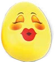Profumi e cosmetici Spazzola per capelli 3002W, smile - IDC Design Smile Brush