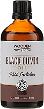 Profumi e cosmetici Olio di cumino nero - Wooden Spoon Black Cumin Oil