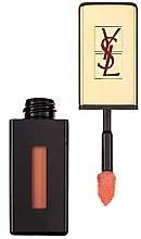Profumi e cosmetici Lucidalabbra - Yves Saint Laurent Rouge Pur Couture Vernis a Levres Rebel Nudes Glossy Stain