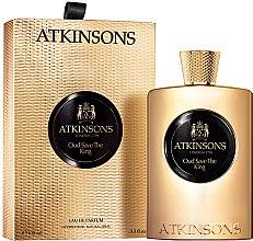 Profumi e cosmetici Atkinsons Oud Save The King - Eau de Parfum