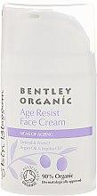 Profumi e cosmetici Crema viso - Bentley Organic Skin Blossom Age Resist Face Cream