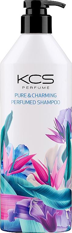 Shampoo profumato per capelli secchi e danneggiati - KCS Pure & Charming Perfumed Shampoo