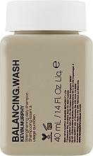 Profumi e cosmetici Shampoo quotidiano rinforzante per capelli colorati - Kevin.Murphy Balancing.Wash (mini)