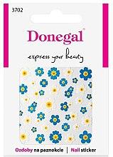 Profumi e cosmetici Adesivi per unghie, 3702 - Donegal
