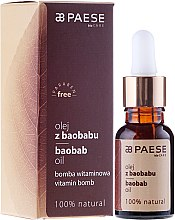 "Olio di Baobab ""Cocktail vitaminico"" - Paese Baobab Oil — foto N1"