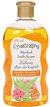 "Profumi e cosmetici Bagnoschiuma ""Eucalipto"" - Bluxcosmetics Naturaphy Herbal Bath Foam"