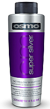 Profumi e cosmetici Shampoo super argentato antgiallo - Osmo Super Silver No Yellow Shampoo