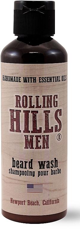 Shampoo per barba - Rolling Hills Men Beard Wash — foto N1