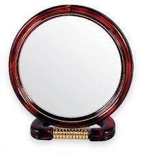 Specchio cosmetico, 5039, bordò - Top Choice — foto N1