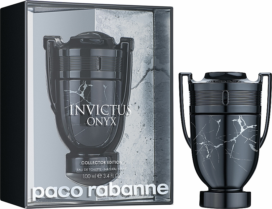 Paco Rabanne Invictus Onyx - Eau de toilette — foto N2