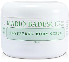 Profumi e cosmetici Scrub-corpo al lampone - Mario Badescu Raspberry Body Scrub