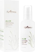 Profumi e cosmetici Lozione lenitiva all'Aloe Vera - Isntree Aloe Soothing Emulsion