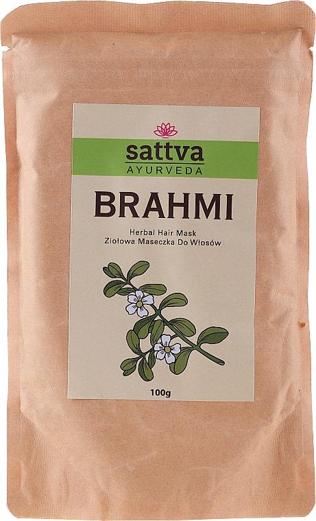 """Polvere per capelli """"Brahmi"""" - Sattva"""