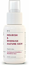 Profumi e cosmetici Olio viso nutriente ed energetico - You & Oil Nourish & Energise Mature Skin Face Oil