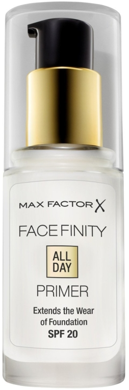 Primer viso - Max Factor Facefinity All Day Primer SPF20