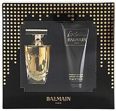 Profumi e cosmetici Balmain Extatic - Set (edp 60ml + b/lot 100ml)
